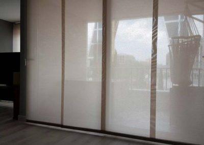 Instalación Panel Japonés