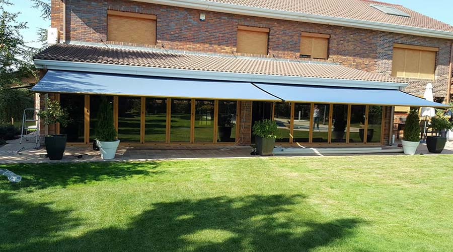 Instalación De Toldo Extensible En Madrid Protección Solar Consultcorp